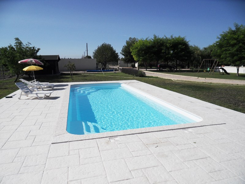 Piscine coque fond plat m tres grand lac vente for Piscine 50 metres